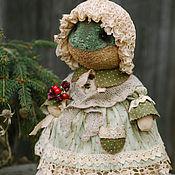 Куклы и игрушки ручной работы. Ярмарка Мастеров - ручная работа Ящерка. Handmade.