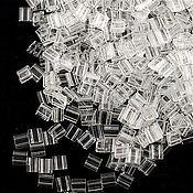 Материалы для творчества ручной работы. Ярмарка Мастеров - ручная работа Миюки ТИЛА  131 transparent crystal 10гр. Handmade.