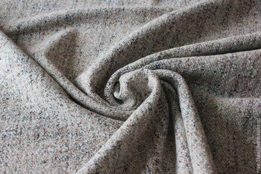 Шитье ручной работы. Ярмарка Мастеров - ручная работа. Купить 16001 Элитная пальтовая ткани в стиле CHANEL. Handmade. Комбинированный