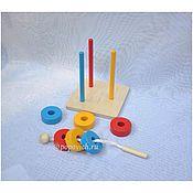 Куклы и игрушки handmade. Livemaster - original item Educational toys Maria Montessori. Handmade.