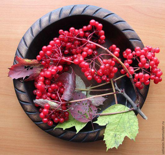 Это блюдо из осины, Морилка на водной основе цвета палисандр. Льняное масло, вощение