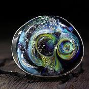 """Украшения ручной работы. Ярмарка Мастеров - ручная работа Кольцо 17,5 """"Моя вселенная"""". Handmade."""