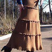 Одежда ручной работы. Ярмарка Мастеров - ручная работа Юбка в стиле Кантри. Handmade.