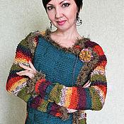 """Одежда ручной работы. Ярмарка Мастеров - ручная работа Жакет""""Я сильная"""". Handmade."""