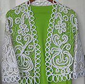 Одежда ручной работы. Ярмарка Мастеров - ручная работа Болеро Натали. Handmade.