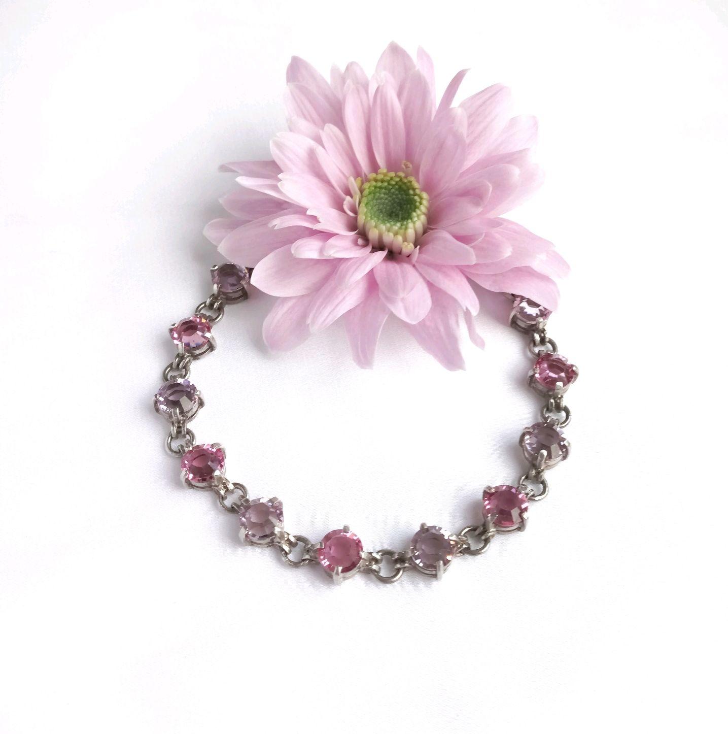 crystal bracelet, Bead bracelet, Nizhny Novgorod,  Фото №1