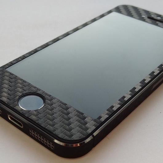 Комплект наклеек на переднюю, заднюю панели и боковые бамперы. Для Iphone 4/4s/5/5s/6 Black/White Стоимость - 490 руб.