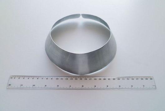 Для украшений ручной работы. Ярмарка Мастеров - ручная работа. Купить Металлическая основа для изготовления колье, 5 см. Handmade.