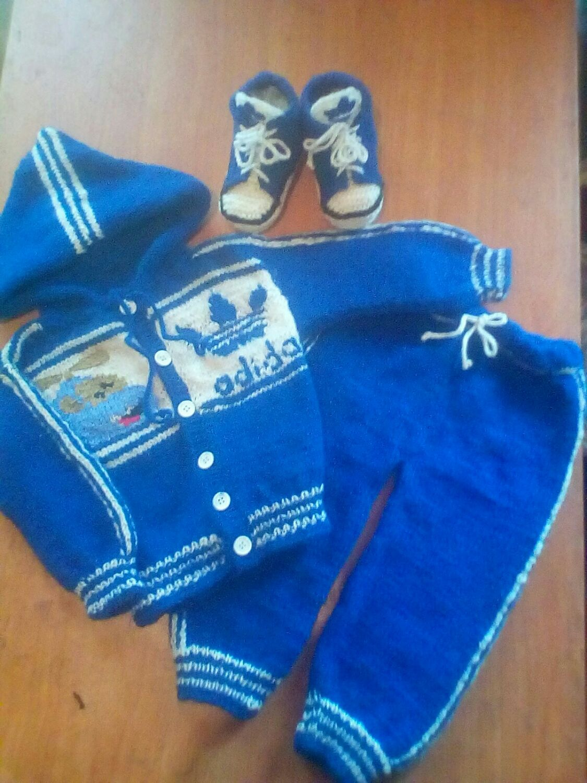 """Спорт.костюм,,Аdidas"""" на1 год, Верхняя одежда детская, Волгоград,  Фото №1"""
