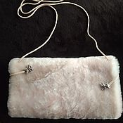 Аксессуары handmade. Livemaster - original item Clutch children`s Mouton. Handmade.
