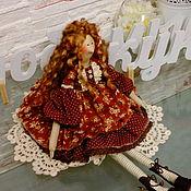Куклы и игрушки ручной работы. Ярмарка Мастеров - ручная работа Шоколадное настроение.. Handmade.