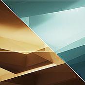Картины и панно ручной работы. Ярмарка Мастеров - ручная работа Небо с песком. Handmade.