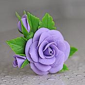 """Украшения ручной работы. Ярмарка Мастеров - ручная работа """"Розы"""" кольцо. Handmade."""