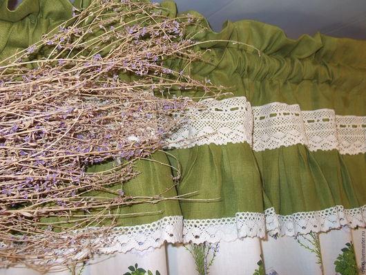 """Текстиль, ковры ручной работы. Ярмарка Мастеров - ручная работа. Купить Шторы """"Souvenirs,...или на память о лете"""". Handmade. Сиреневый"""