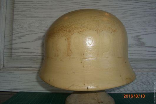 Шитье ручной работы. Ярмарка Мастеров - ручная работа. Купить болванка для шляпки Клоше №1. Handmade. Бежевый, тумба