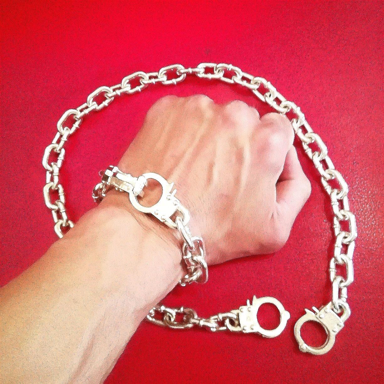 Bracelet 'Handcuffs', Bead bracelet, Moscow,  Фото №1