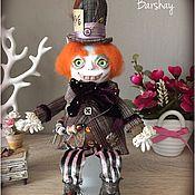 Куклы и игрушки ручной работы. Ярмарка Мастеров - ручная работа Безумный Шляпник. Алиса в стране чудес. Handmade.