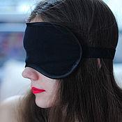 handmade. Livemaster - original item Sleep mask in
