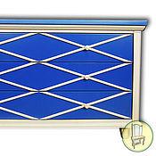 Для дома и интерьера ручной работы. Ярмарка Мастеров - ручная работа Комод синий. Handmade.