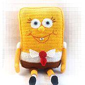 Спанч Боб подушка-игрушка