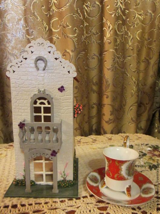 """Кухня ручной работы. Ярмарка Мастеров - ручная работа. Купить Чайный домик """"Версаль"""". Handmade. Разноцветный, подарок девушке"""