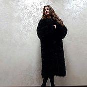 Одежда handmade. Livemaster - original item Coat black wool. Handmade.