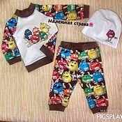 "Работы для детей, handmade. Livemaster - original item Costume ""M & M`s"". Handmade."