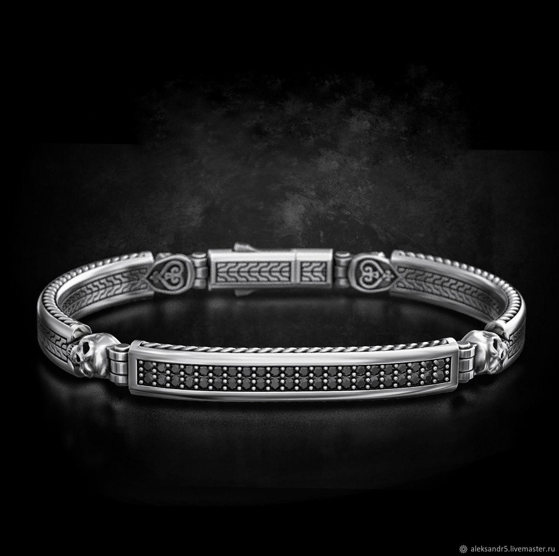 The bracelet is hard:Men's bracelet, Hard bracelet, Tolyatti,  Фото №1