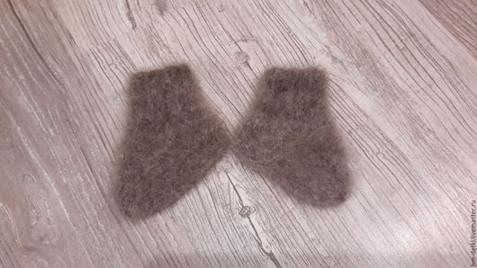 Носки, гольфы, гетры ручной работы. Ярмарка Мастеров - ручная работа. Купить носочки из собачьей шерсти Хаски. Handmade.