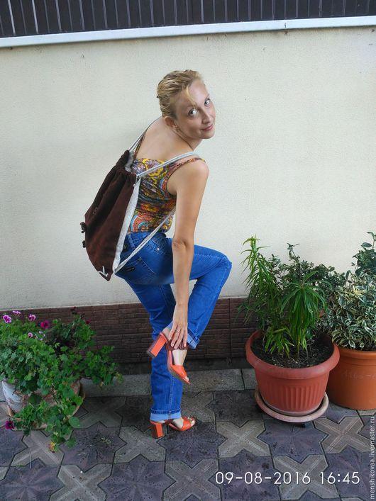 """Женские сумки ручной работы. Ярмарка Мастеров - ручная работа. Купить Валяная, двухсторонняя сумка-трансформер"""" Амазонка"""". Handmade. Однотонный"""