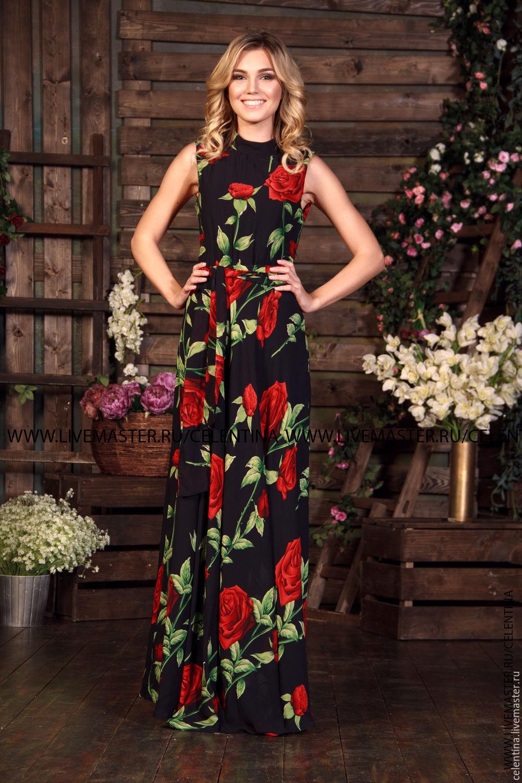 8f8389559ca6522 ... платье без рукавов, длинное нарядное платье, летнее платье в пол,  вечернее платье, ...