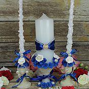 Свадебный салон handmade. Livemaster - original item Candles Home. Handmade.