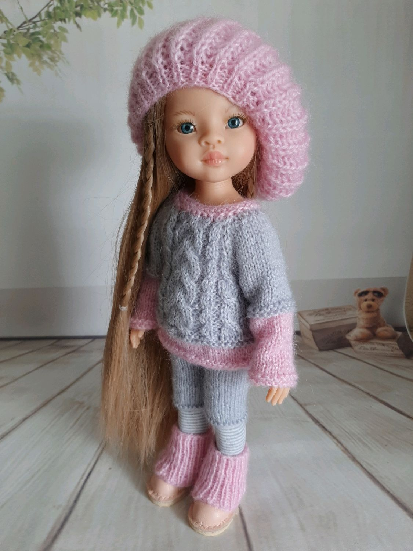 Комплект одежды для Паолы, Одежда для кукол, Астрахань,  Фото №1