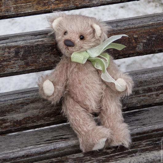 Мишка Тедди Луи - ручная работа. TeddyBears by Elena Bovina