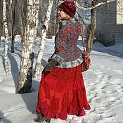 Одежда ручной работы. Ярмарка Мастеров - ручная работа Казачка Таня.. Handmade.