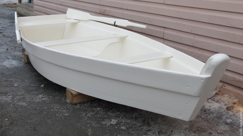 Лодка своими руками: проекты деревянных, резиновых