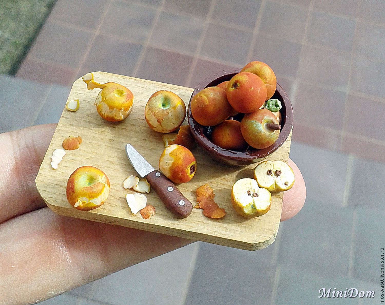 пригласили картинка миниатюрной еды вряд справиться этой