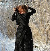 """Одежда ручной работы. Ярмарка Мастеров - ручная работа Длинный жилет """" Для меня"""". Handmade."""