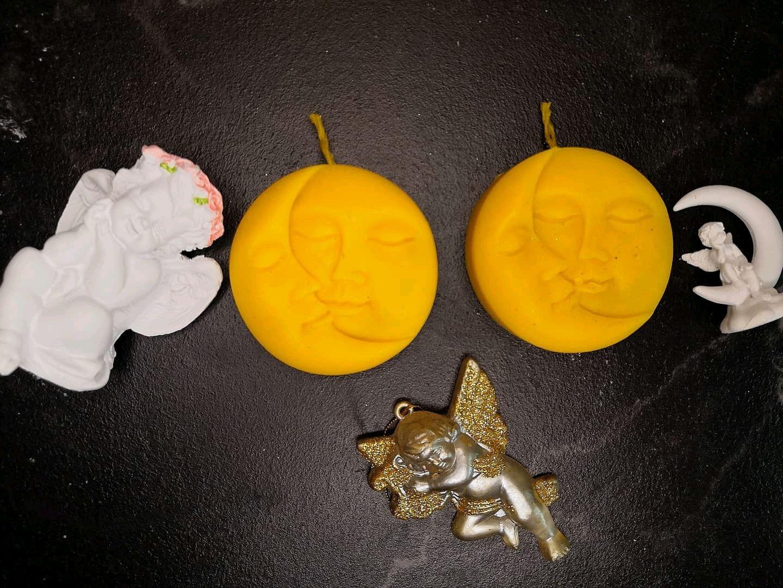 Свечи из натурального пчелиного воска, Свечи, Домодедово,  Фото №1