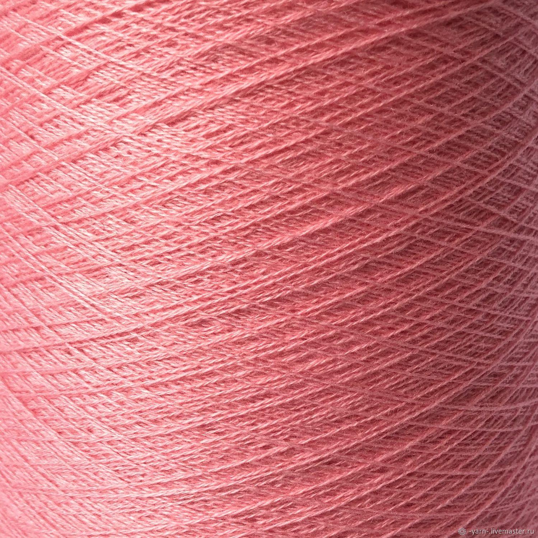Пряжа Кашемир 2/28 розовый – купить на Ярмарке Мастеров – MPCO2RU | Пряжа, Санкт-Петербург