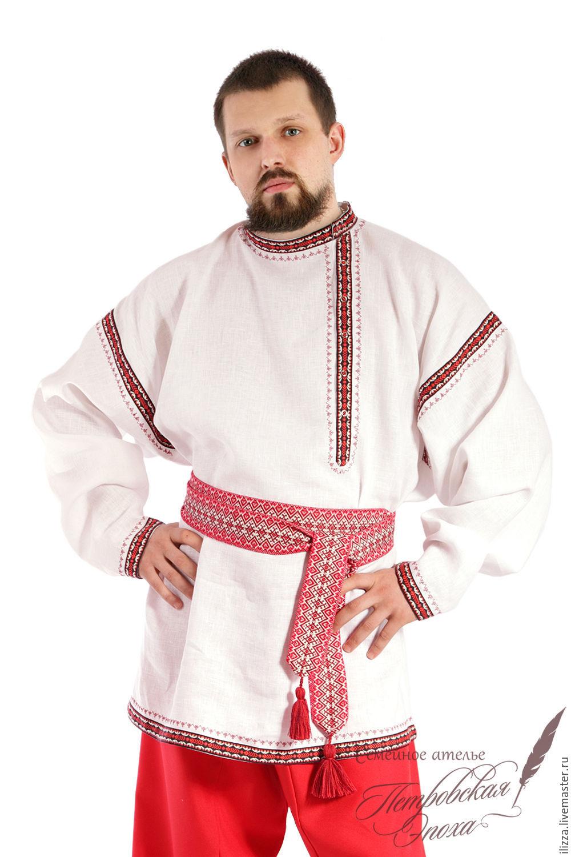 """Русская рубаха,,Богатырская"""", Одежда, Москва, Фото №1"""
