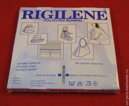 Шитье ручной работы. Ярмарка Мастеров - ручная работа. Купить Ригелин жесткий 8 мм., белый. Handmade. Белый, ригелин
