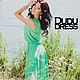 Платья ручной работы. Мятное платье в пол. Dudu-dress. Ярмарка Мастеров. Мята, светло-зеленый, вечернее платье, трикотаж