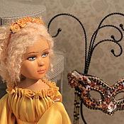 Куклы и игрушки ручной работы. Ярмарка Мастеров - ручная работа SUNNY - Будуарная кукла. Handmade.