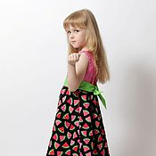 Одежда детская handmade. Livemaster - original item Sundress for girls