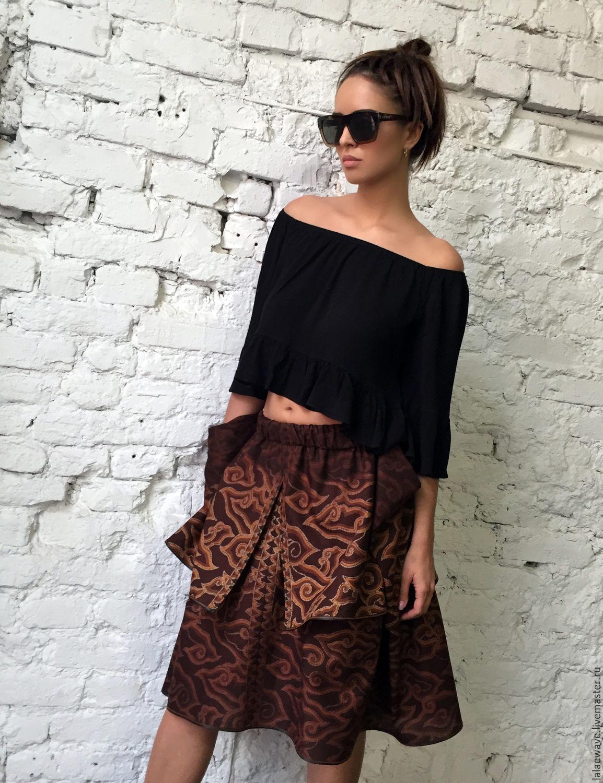 Бали юбка
