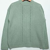 Пуловеры ручной работы. Ярмарка Мастеров - ручная работа Пуловер. Handmade.