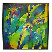 """Картины и панно ручной работы. Ярмарка Мастеров - ручная работа панно """"Морские звезды"""". Handmade."""