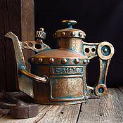 """Посуда ручной работы. Ярмарка Мастеров - ручная работа Заварочный чайник """"Craft Tea"""". Handmade."""