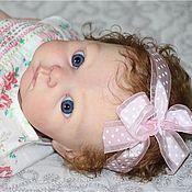 Куклы и игрушки ручной работы. Ярмарка Мастеров - ручная работа Кукла реборн Лола 4.. Handmade.